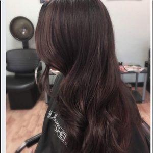 "New 8"" Remy Virgin Human Hair Extensions 46 gram"